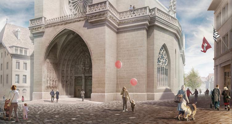 Des Jurassiens pour revitaliser le centre historique de Fribourg