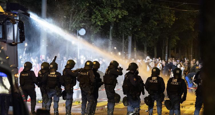 La police se prépare encore à de nouvelles manifestations anti-pass sanitaire