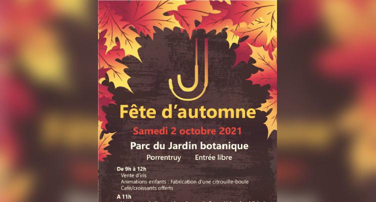 Fête d'automne et vernissage à JURASSICA