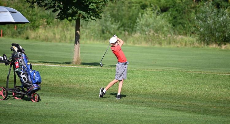 Un jeune golfeur des Bois vice-champion de Suisse
