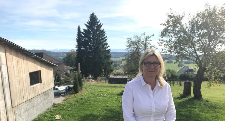 Mary-Claude Bayard nouvelle maire de Nods