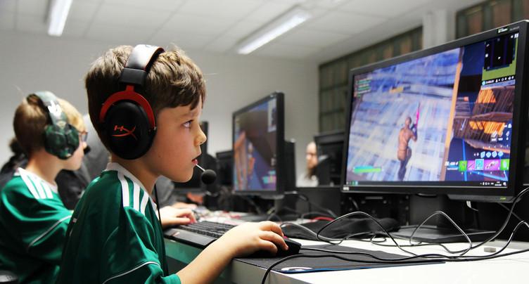 Une école pour les adeptes de jeux vidéo