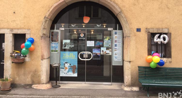 Le cinéma La Grange fête 40 automnes