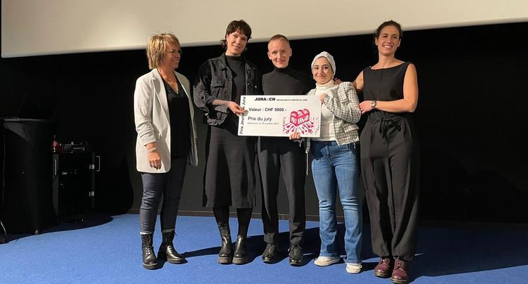 Deux projets récompensés par le Prix jeunesse Jura