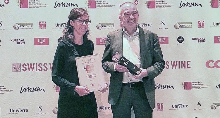Grand prix du vin suisse : un cru neuchâtelois primé