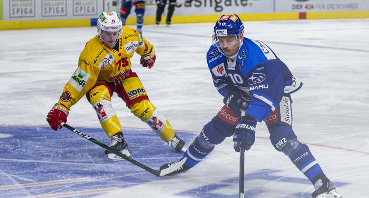 Le HC Bienne perd un défenseur