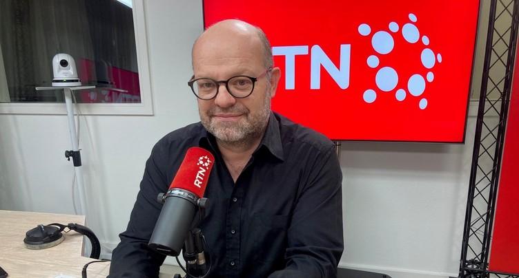 Nicolas Farine reprend les rênes du conservatoire neuchâtelois