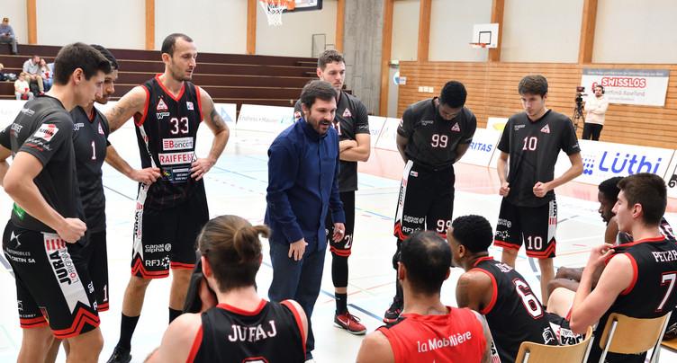 Le BCB face à Zurich en Coupe de Suisse