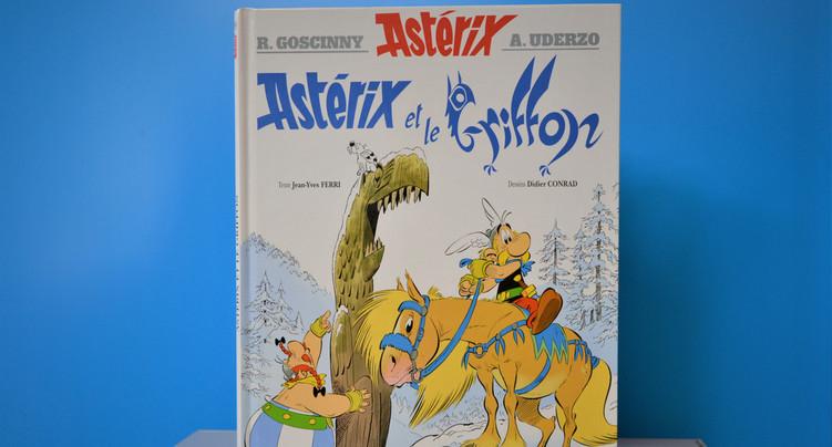 Astérix revient pour de nouvelles aventures