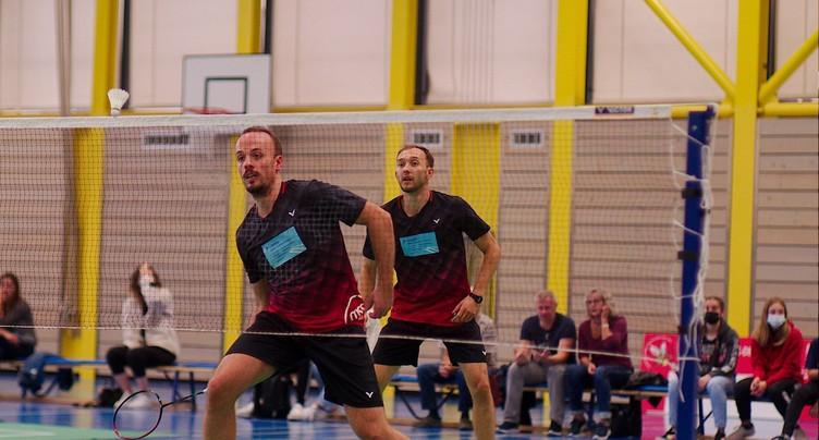Nouvelle défaite de La Chaux-de-Fonds en badminton