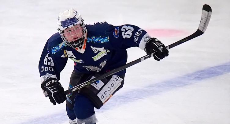 Pas de miracle pour la Neuchâtel Hockey Academy