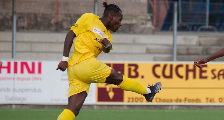 Défaite amère pour le FC La Chaux-de-Fonds