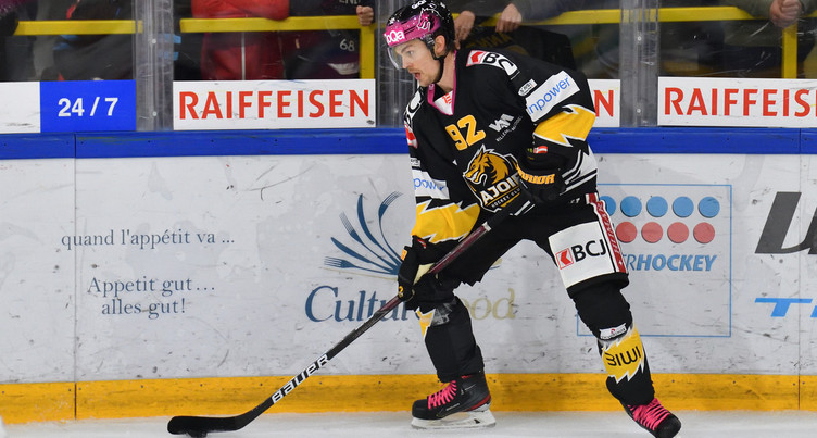 HC Ajoie : Sebastian Wännström se montre déjà