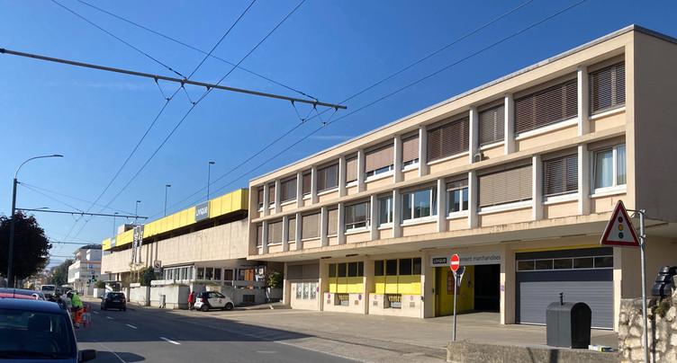 Nouveaux projets aux Portes-Rouges à Neuchâtel