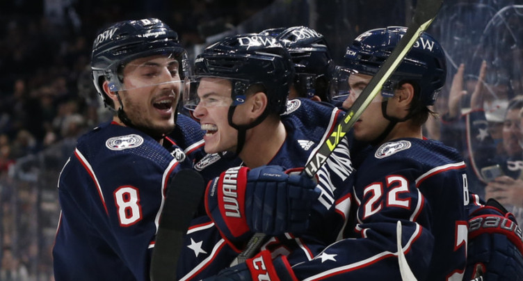NHL: Grégory Hofmann ouvre son compteur