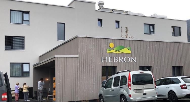 Un bâtiment neuf pour le home Hébron