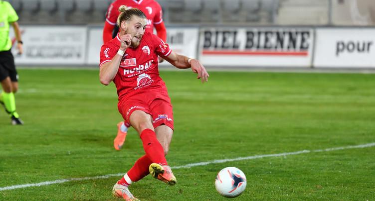 Le FC Bienne signe un exploit majuscule en Coupe