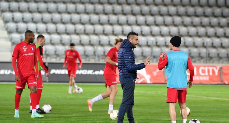 Coupe de Suisse : le FC Bienne recevra Lucerne
