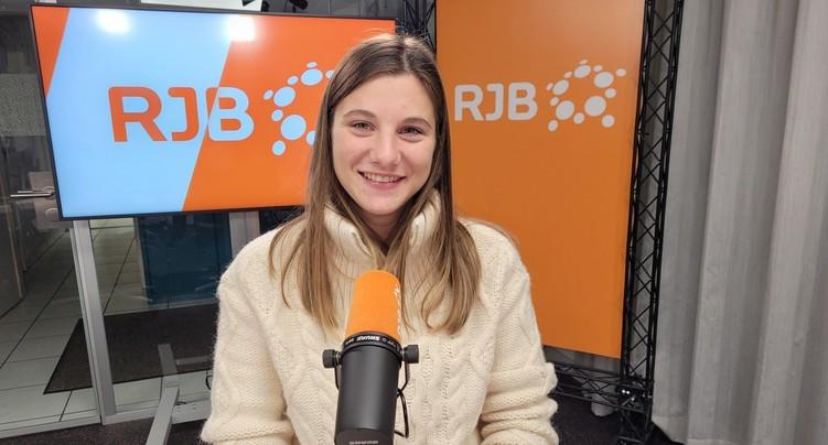 Aurélie Koenig brille à la télévision française