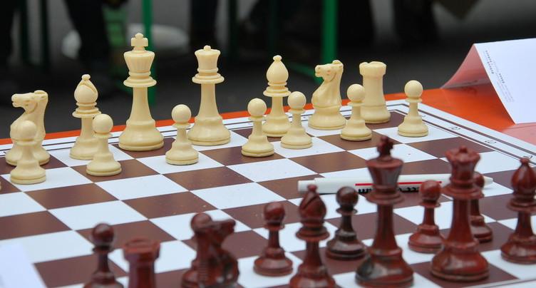 Luttes acharnées au Fetival d'échecs de Bienne