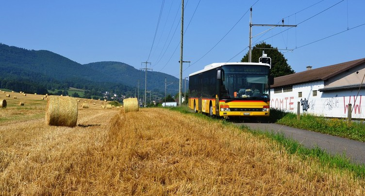 Moins de bus en 2018 dans le Jura