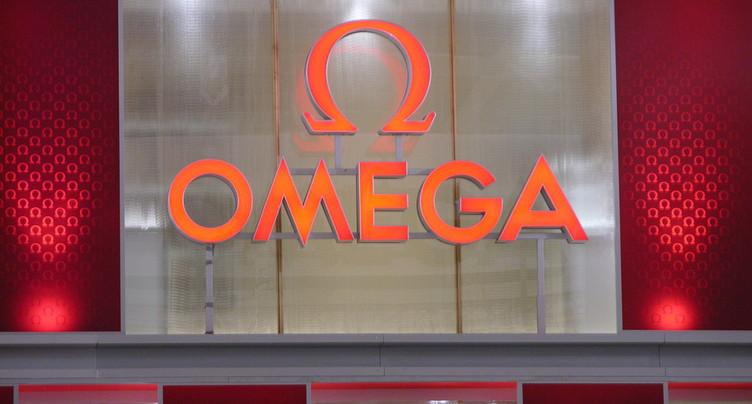 Omega partenaire du CIO jusqu'en 2032