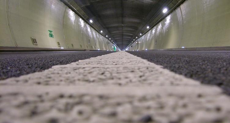 Reprise des travaux en avril dans les tunnels