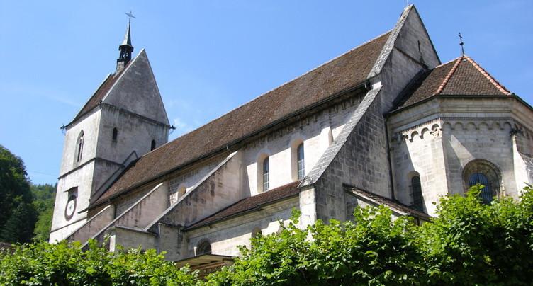 La paroisse de Saint-Ursanne et environs sur les rails