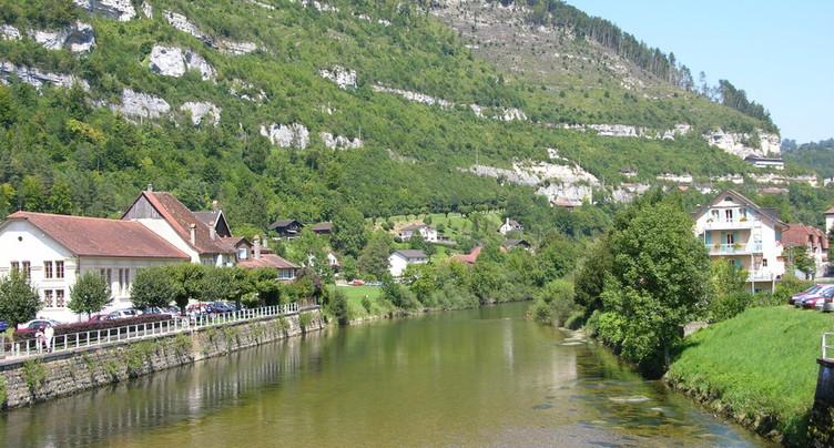 Inquiétudes autour de la lourde pollution du Doubs