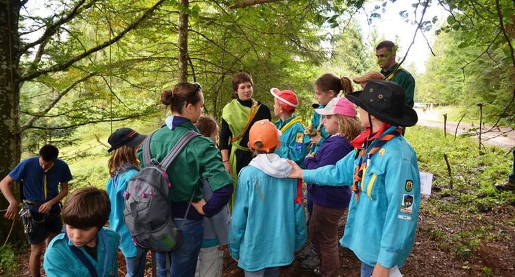 Le scoutisme plus en forme que jamais