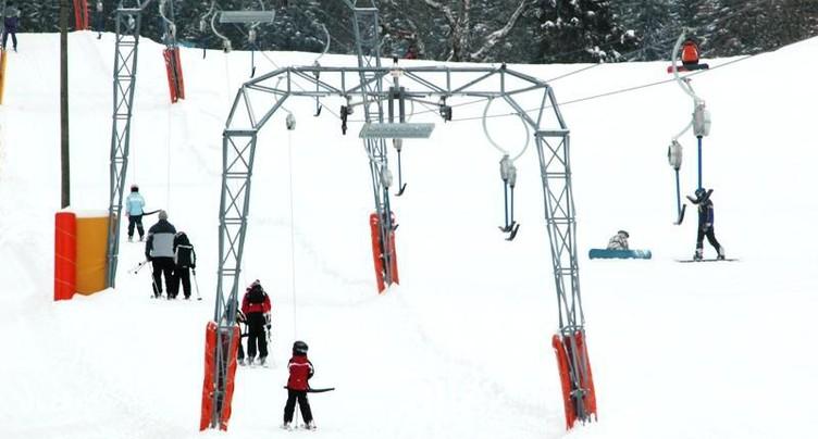 La saison de ski démarre tôt cette année