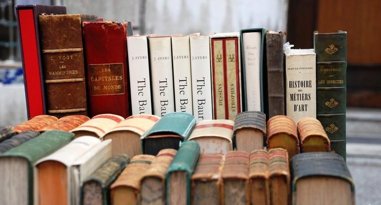 Bibliothèque du Locle : des champignons attaquent les livres