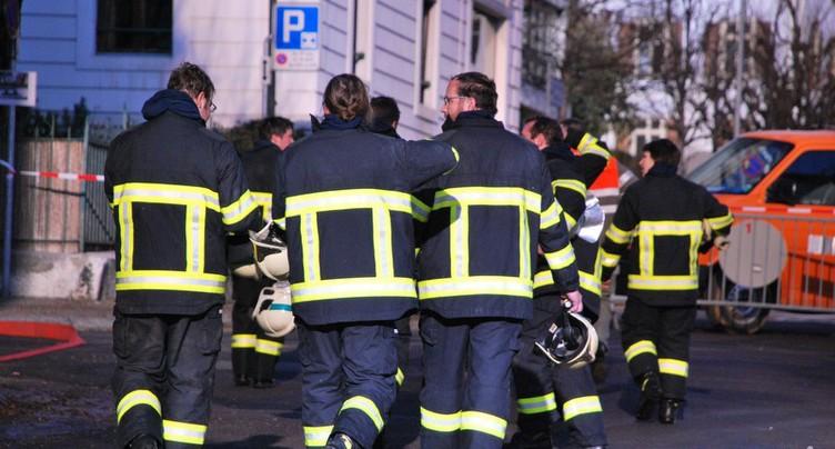 Incendie technique chez MaxiBazar à La Chaux-de-Fonds