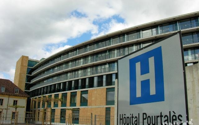 Les travaux commencent aux urgences de l'hôpital Pourtalès