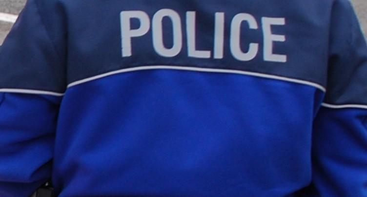 Policière grièvement blessée au Locle