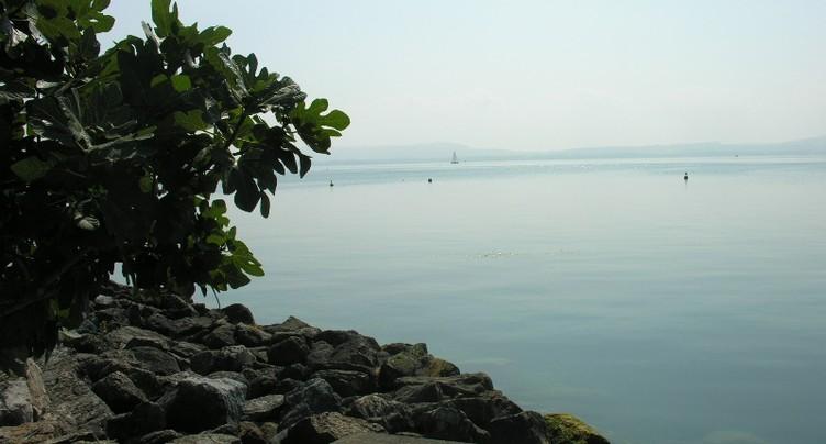 Femme retrouvée morte sur les bords du lac de Neuchâtel