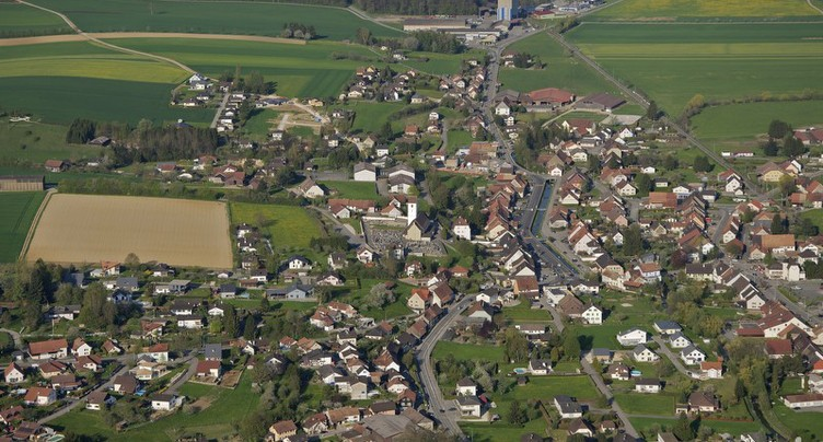 La commune d'Alle veut creuser un passage sous-voie