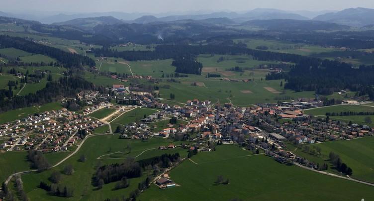 Une zone d'activité à Saignelégier et au Noirmont