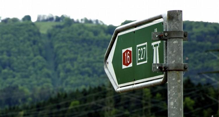 L'A16 ouvre ce lundi entre Court et Loveresse