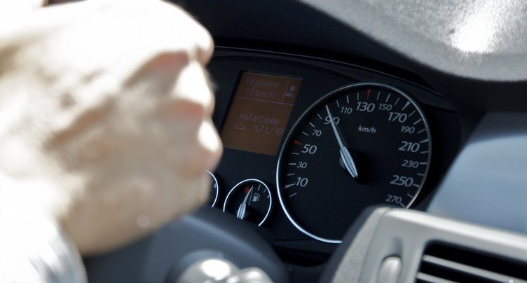 Flashé à 130 km/h au Val-de-Travers
