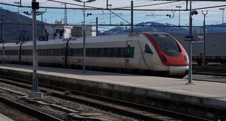 Des perturbations ferroviaires entre Granges Nord et Bienne