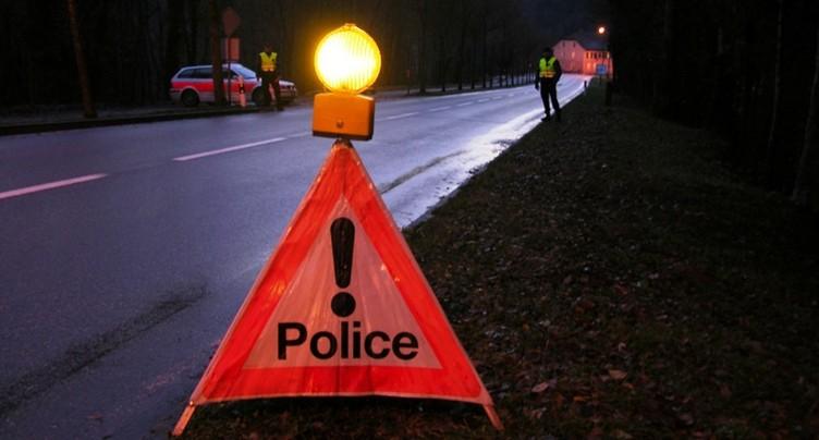 Un automobiliste perd la vie dans un accident à Romont