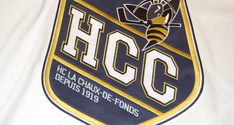 Un jeune attaquant grison au HCC