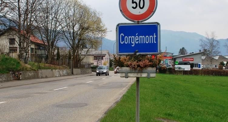 Accident de travail fatal à Corgémont