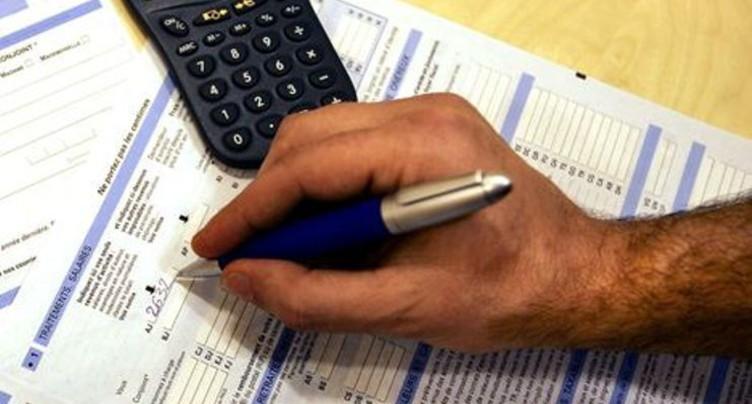 Suffisamment de signatures pour le référendum sur les impôts