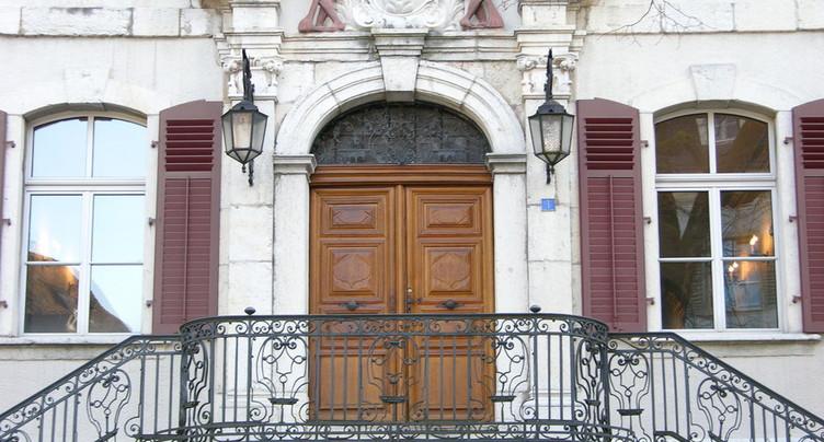 Le Conseil de ville de Delémont reporté