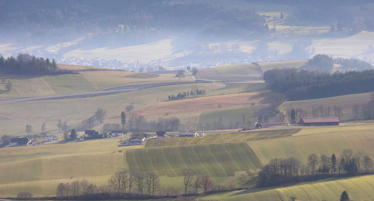 Le Jura veut un milieu bâti plus compact