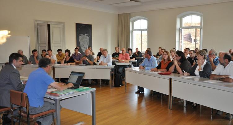 Le Syndicat d'agglomération de Delémont poursuit sur sa lancée