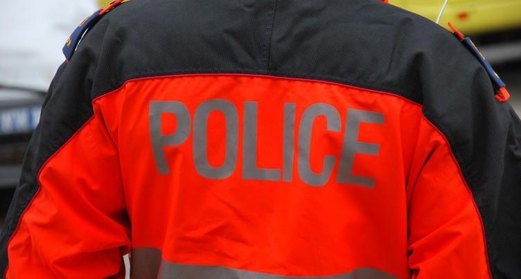 Deux blessés dans un frontal à Gampelen