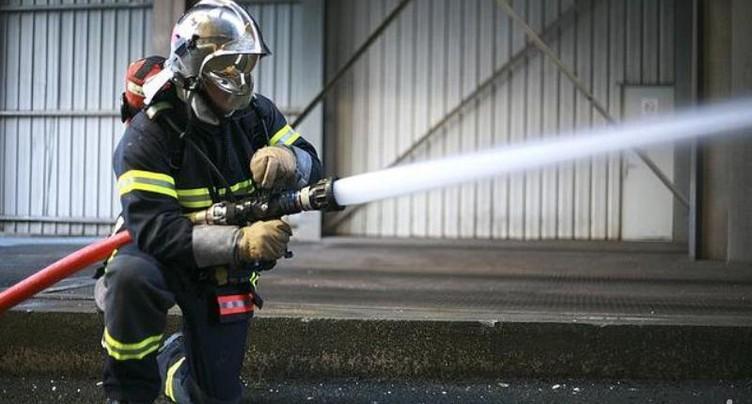 Début d'incendie dans une usine delémontaine